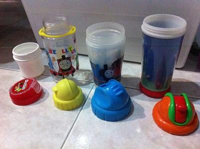 Montessori Practical Bottles