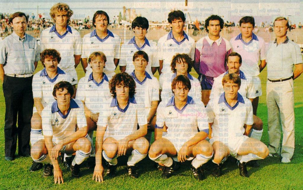 Châteauroux 1984-85