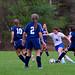11-10 WCS Soccer Girls - WCS Crusaders vs. St. Bernard's Central -  166