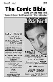 Volume 2 Issue 6 Ray Romano
