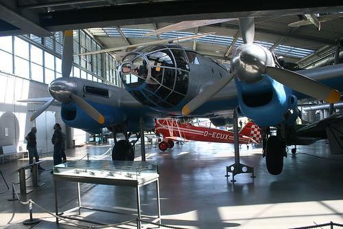 Erste Halle - Flugwerft Schleißheim