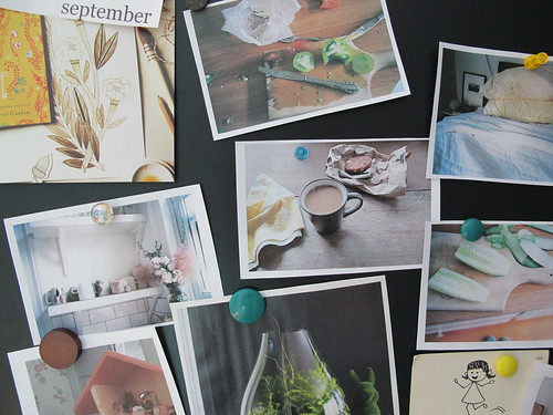 what's on your september mood board?