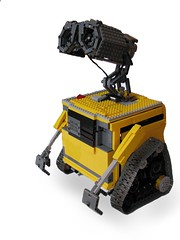 Wall-e (vlad t..) Tags: robot lego system technic animation moc walle nxt