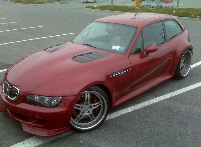 M Coupe | Imola Red | Black | Widebody | Soungazm | Veilside