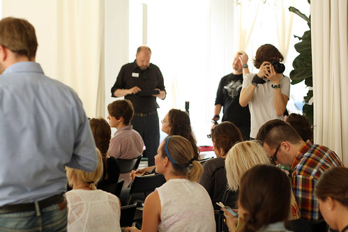 fashioncamp crowd