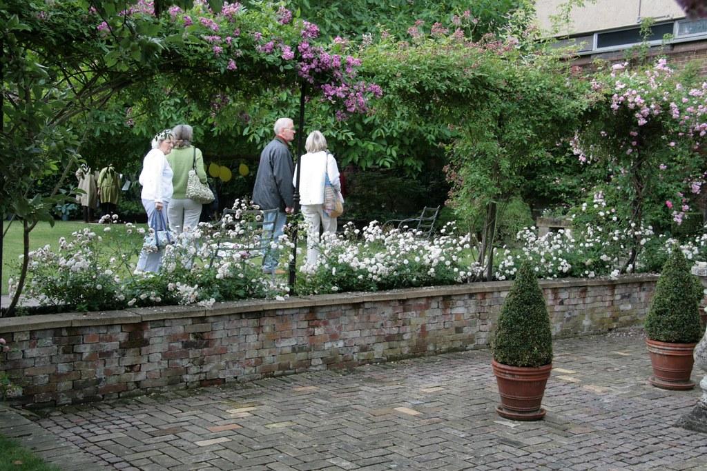The Hidden Gardens of Bury St Edmunds 19-06-2011
