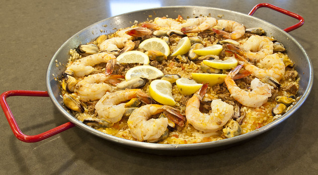Seafood Paella-3