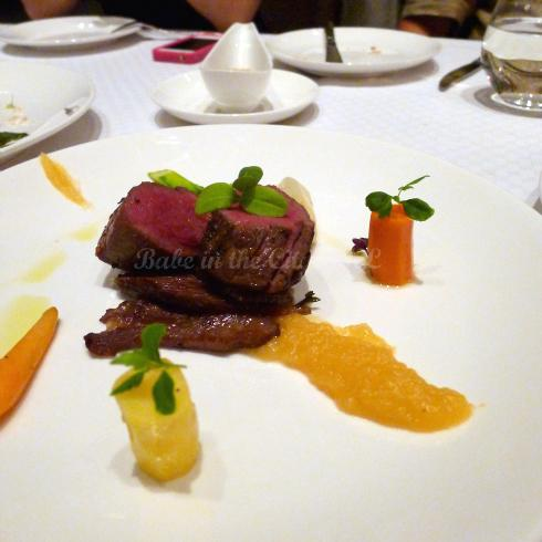 1824 Beef Tenderloin & Cheek