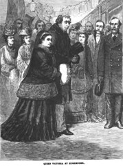 The American Magazine 1881 and Benjamin Disraeli - illustration  - 5