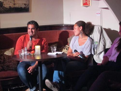 Sarah Interviews Pouria Ruhi