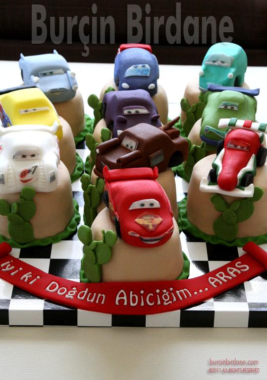 Disney Cars 2 Pasta 1