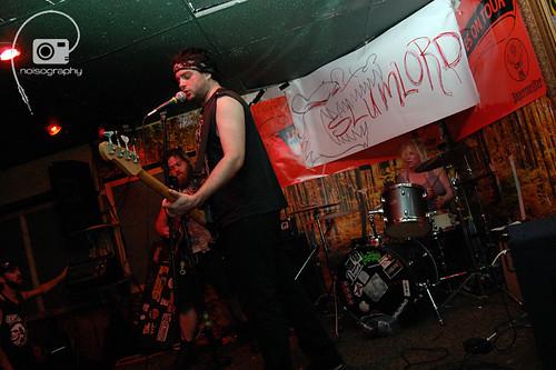 Intoxicide - August 21st 2011@ Gus' Pub -01