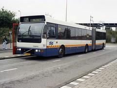 GVB Amsterdam 511, Lijn 29, Holendrecht AMC (1991) (Library of Amsterdam Public Transport) Tags: bus netherlands buses amsterdam nederland publictransport autobus paysbas citybus gvb openbaarvervoer autobuses vervoer stadsarchief stadsbus tram5 gvba gemeentevervoerbedrijf