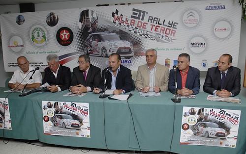 XXXI Rallye Villa de Teror