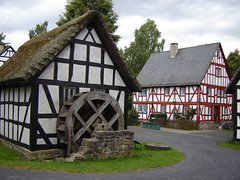 Im Landschaftsmuseum Westerwald
