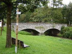Alter Brücke in Limbach