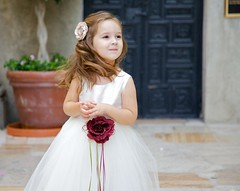 [Free Image] People, Children, Girls, Wedding, 201109200700