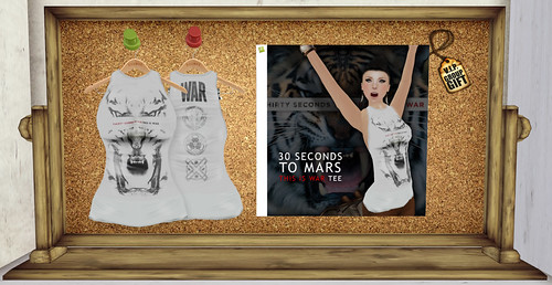 BOUNCE VIP GROUP GIFT / 30STM Tee