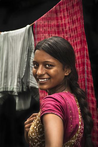@ Ajay Nagar Slum - Kolkatta by Arun Titan