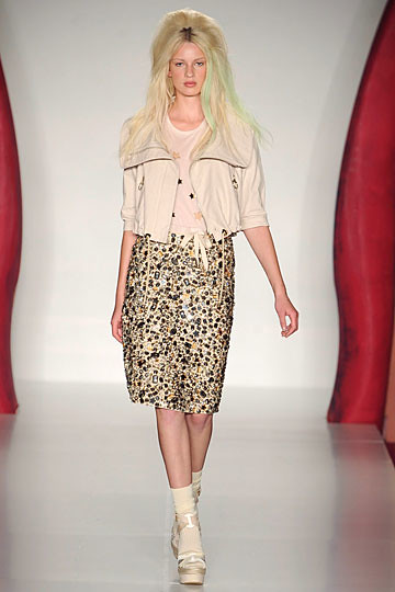 mulberry runway spring 2012