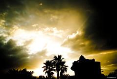Alteraciones (Alejandro Amador) Tags: espaa cloud color colour canon lago spain colores powershot tenerife canaryislands nube puertodelacruz islascanarias g12 2011 martianez lagomartianez alejandroamadorcom