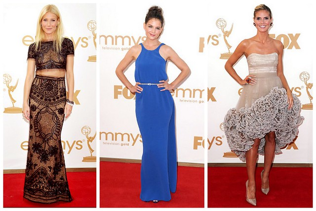Least favorite Emmy Dresses