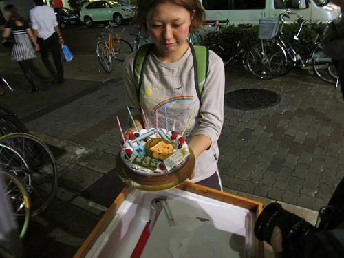110916 Dufi H Cafe 閉店パーティー