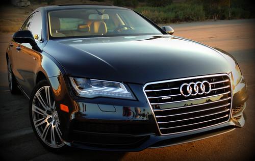 Review: 2012 Audi A7 3 0 TFSI Quattro Auto Tiptronic Sedan