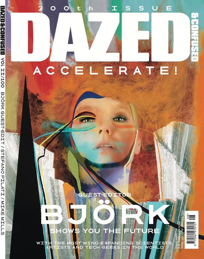 bjork cover: Dazed and confused