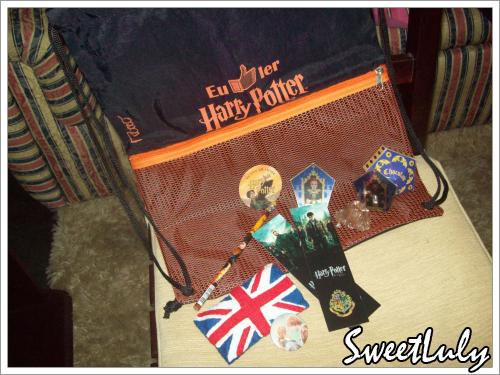 Última Noite em Hogwarts @ Matriz