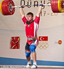 Lahun Siarhei BLR 85kg (Rob Macklem) Tags: world turkey championship antalya olympic weightlifting 2010 blr iwf 85kg lahun siarhei