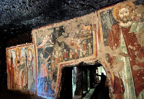 Fresco Santa Maria del Parto