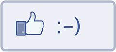 Facebook Smiley Button