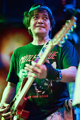 willy (Brad HK) Tags: music rock bar hongkong live performance band bands cover roll filipino amazonia wanchai