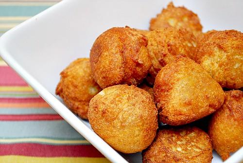 (Gluten Free) Buttermilk Donut Holes