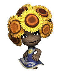LittleBigPlanet 2 Move Pack: SunFlowerPose