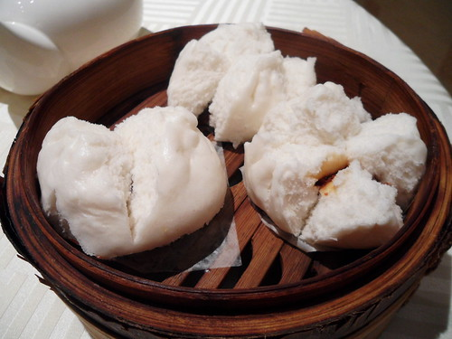 Dragon Palace Steam BBQ Pork Buns