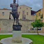 Piazza del Centauro (Mitoraj's Centaur) thumbnail