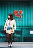 V. (Twiggy Tu) Tags: trip light shadow film coffee korea seoul nikonfm2 2011 carlzeissplanart50mmf14