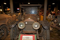 1912 Kissel 4-50 Touring (Bill Jacomet) Tags: auto original cars car museum wisconsin automotive 12 1912 450 wi hartford touring wisc kissel