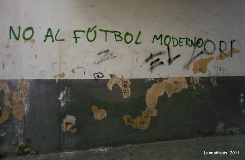 El fútbol moderno