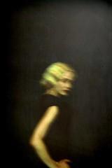 (rosa_rusa) Tags: madrid espaa black spain negro isabella dama 40s sueca rosarusa juanjooliva
