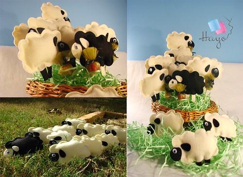 εïз توزيعات خروف العيد εïз by Hayo.Shop