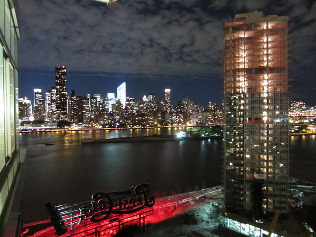 NYC Apartment Agent: View from a condo development in Long Island City, N.Y.