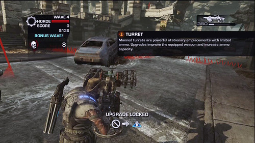 Gears of War 3 Horde Mode Strategy Guide