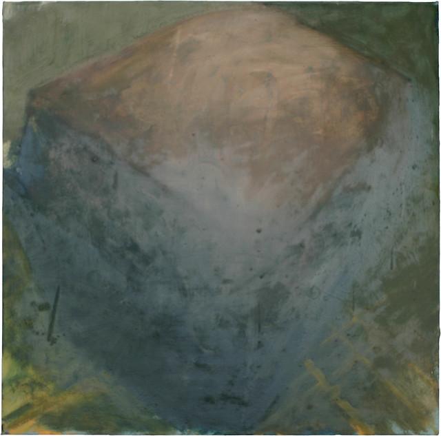 Daej,40x40cm, Eitempera,öl auf Nessel,2011