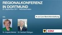 CDU-Regionalkonferenz in Dortmund