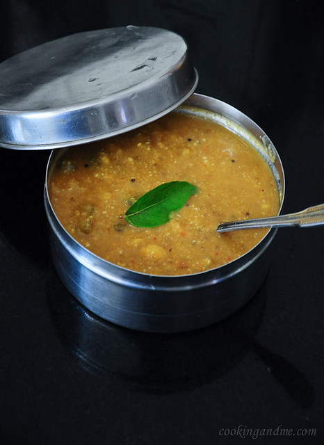 channa pitlai recipe