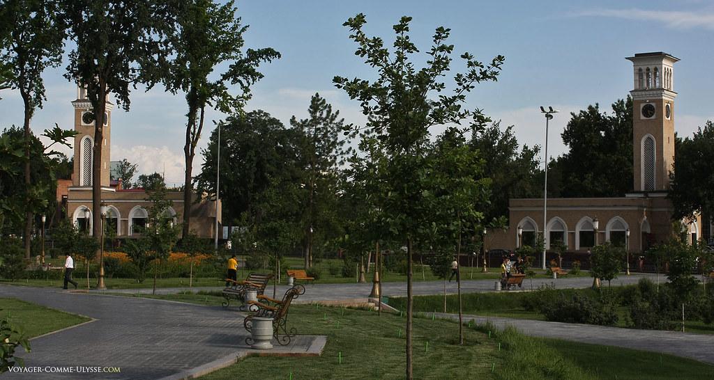Parc de Tamerlan