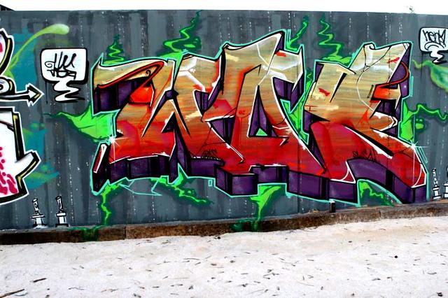106 WAS GRAFFITI MALAGA